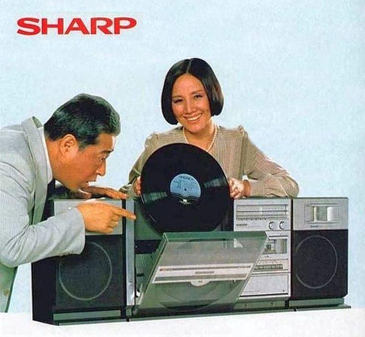 It can play like that ? SHARP V3 www.1001hifi.com