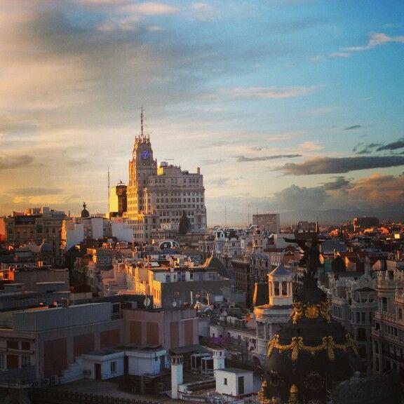 Círculo de Bellas Artes in Madrid, Madrid