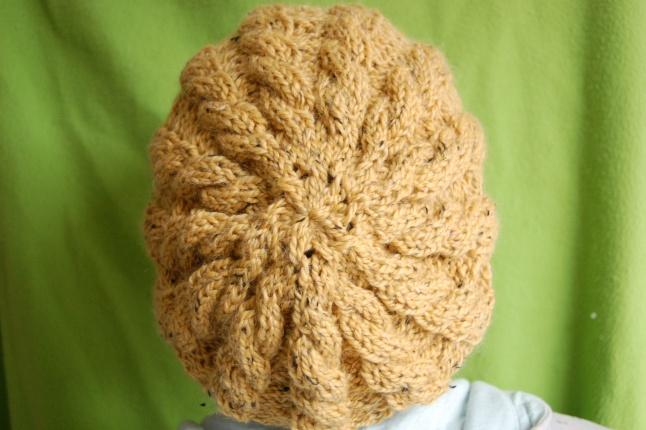 Lemon Curd Slouch Hat
