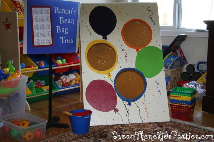 Toopy and Binoo Birthday Party Ideas | Photo 1 of 12 | Catch My Party