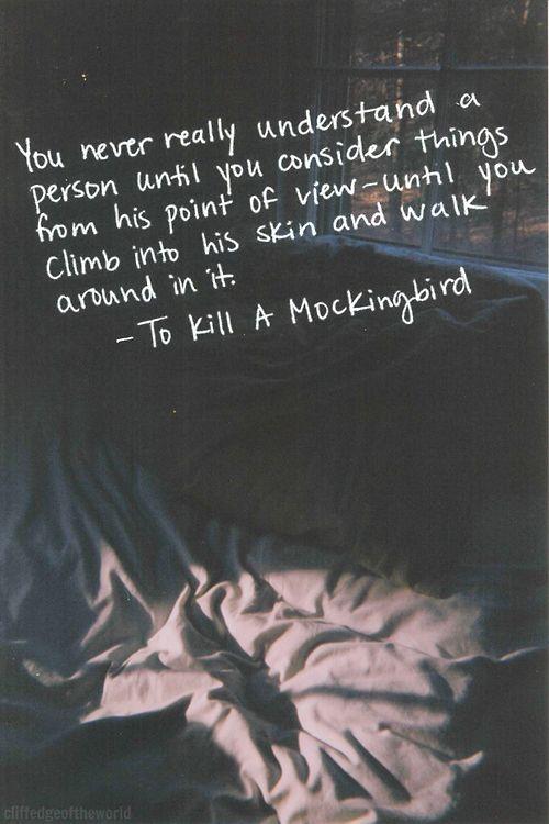 To Kill A Mockingbird | Tumblr