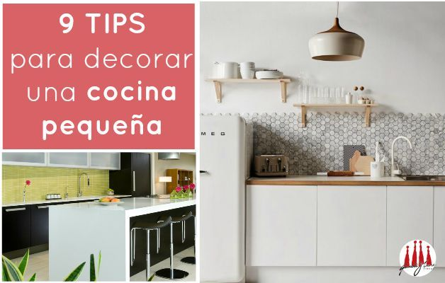 70 best inmobiliarias en barcelona images on pinterest - Como decorar cocina pequena ...
