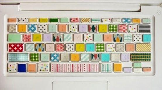 srta limón: 12 ideas geniales para decorar con washi tape