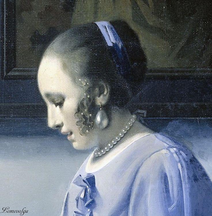 van Meegeren, Han - Woman Reading a Letter. 1935-40