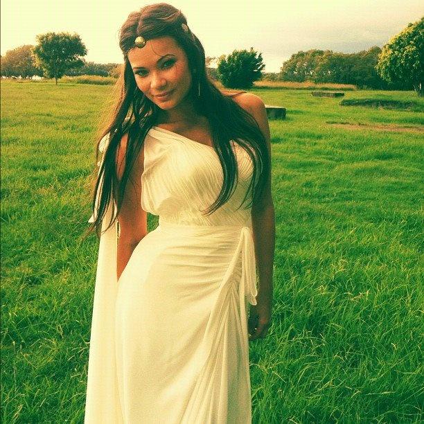 Bridal Shoot for Milque Photography...  Me, Boho Bride