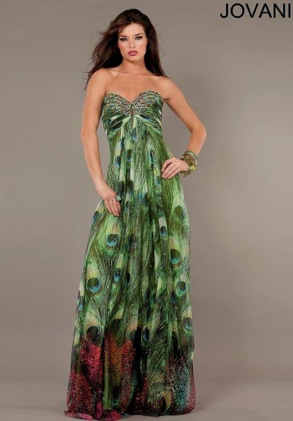 Wild and Wonderful Animal Print Prom Dresses! | PDS Blog