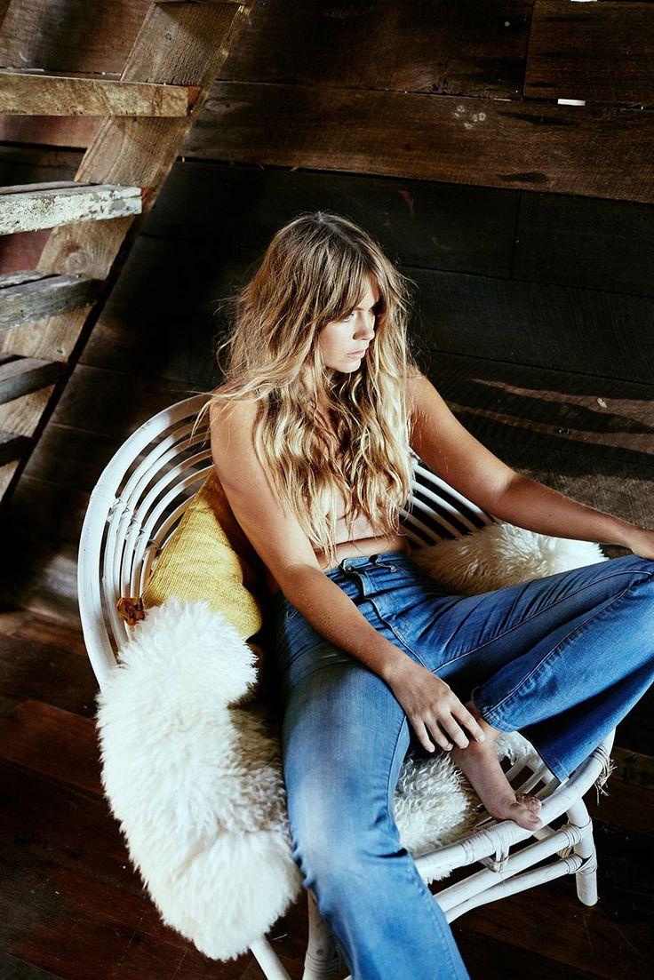 Jeans Love Festival Fashion