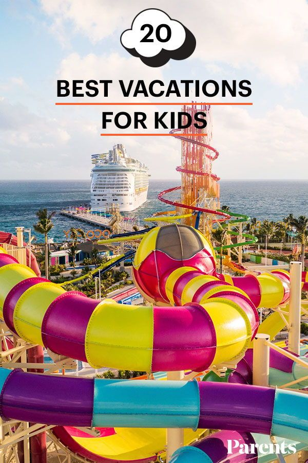 Best Vacations For Kids Parents Travel Awards 2020 Kids Vacation Best Vacations With Kids Kid Friendly Vacations