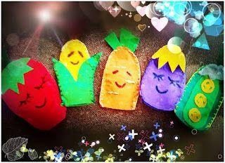 POIANA CU GAZUTZE: Animalute jucarii pentru degete #fetru #handmade #craciun #cadou #moscraciun #jucarie #coronita #mosnicolae #sarbatori #decoratiuni #ornamente #felt #christmas #ornaments #decorations #toys #christmastree #santa #gift