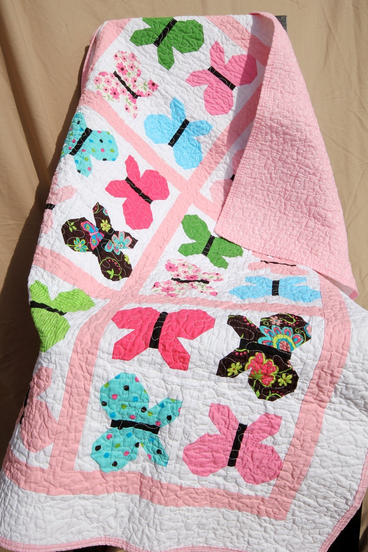 18 Best Butterfly Quilt Images On Pinterest  Butterfly -4919