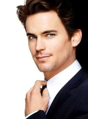 Matt Bomer plays Neil Caffrey in white collar I wouldn't mind if he stole anything from me