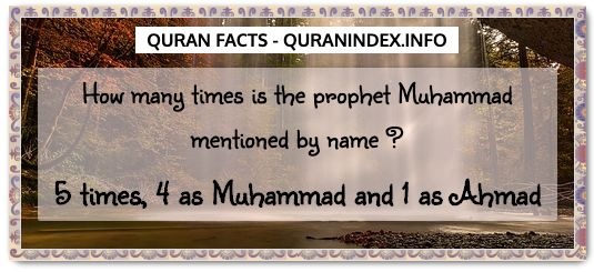 Discover Amazing, Interesting and Beautiful Numerical Quran