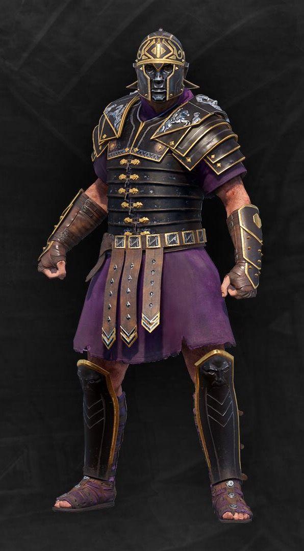 Ryse Son of Rome Praetorian Guard