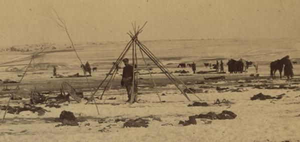By United Press International On Dec. 29, 1890, more than 200 Lakota men, women and children were massacred by the U.S. 7th Cavalry at…