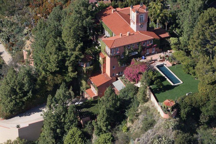 La maison avec horloge de Madonna