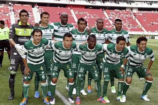 Santos vs Chivas 2012