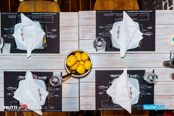 Που θα φας? Μα φυσικά στο #FruttiDiMare !!Σε περιμένουμε!!#SeaFood #Restaurant #Thessaloniki
