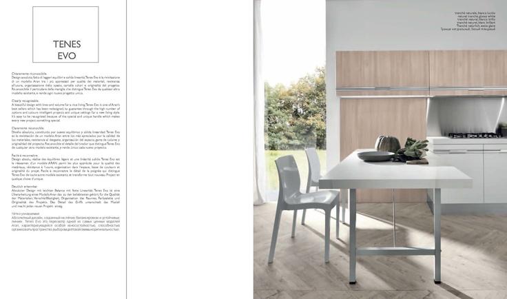 TENES EVO - Contemporary design