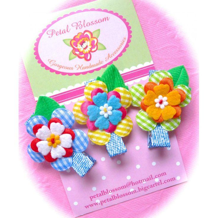 $9.95 Flower Power by petalblossom on Handmade Australia