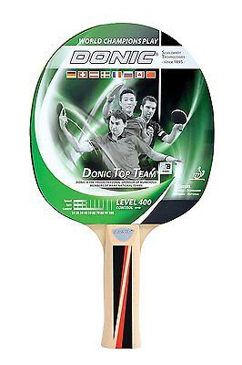 #Donic schildkröt top teams 400 #table tennis bat anatomical #handle wood/natura,  View more on the LINK: 	http://www.zeppy.io/product/gb/2/222370005420/
