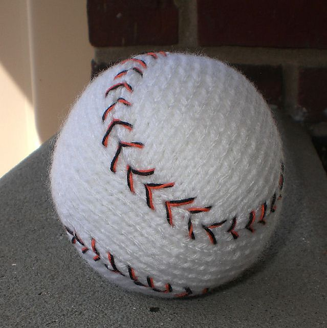 Play Ball! pattern by Dagny Heidig