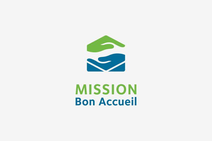 Mission Bon Accueil | TM, Agence design | Branding | Design Logo