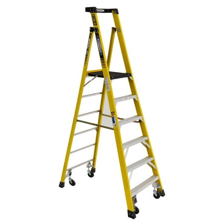Guide To Best Ladder Solutions With Images Ladder Platform Ladder Step Ladders