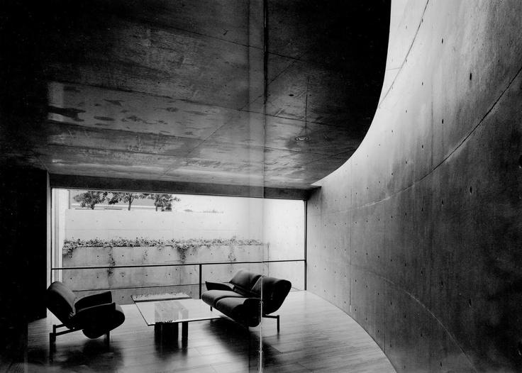 Kidosaki House Tadao Ando - 1986 Tokyo, Japan.