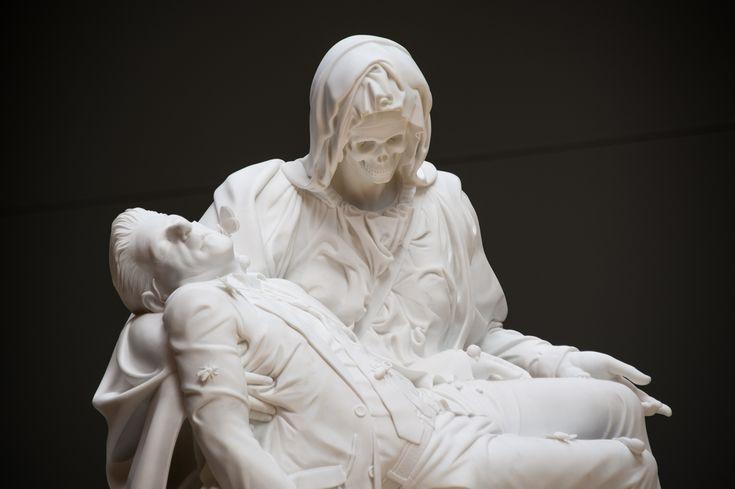 Jan Fabre, Sogno compassionevole (Pietà V)