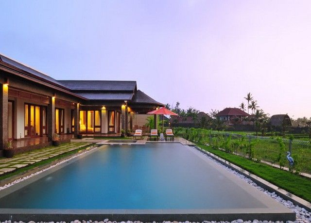 Villa griya aditi pool