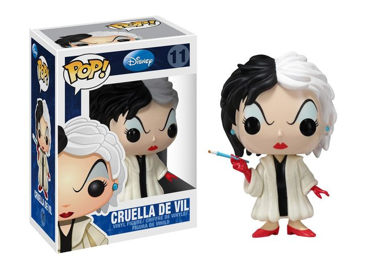 Pop! Disney Series 1: Cruella De Vil