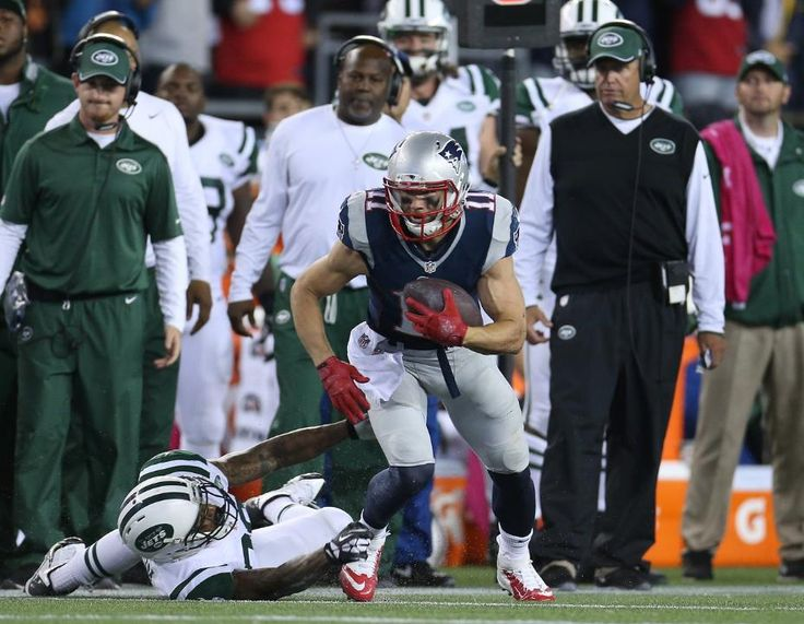 Jets vs. Patriots - 10/16/2014