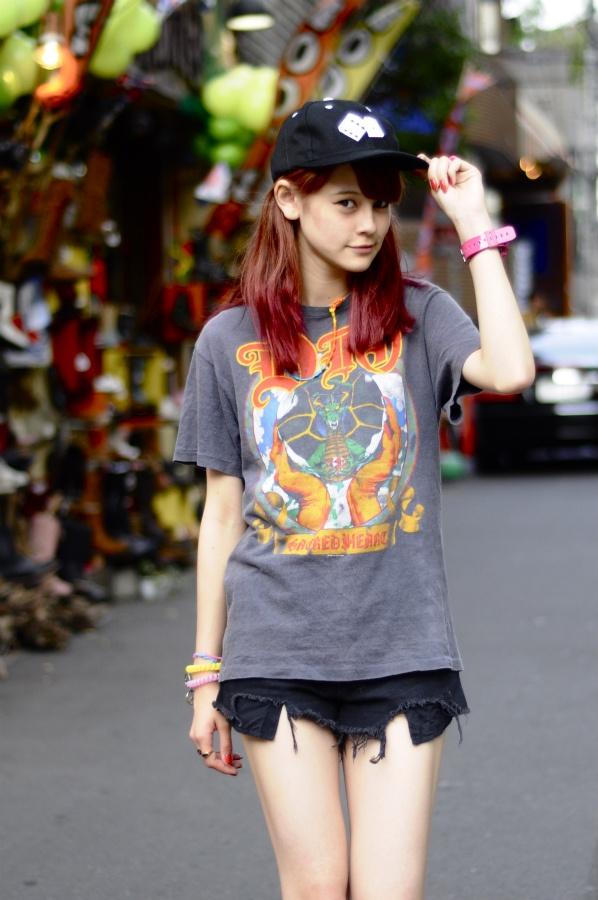 Iccho Style Blog Tokyo Street Fashion Magazine Iccho Emma Tms Part3 Coordinates Style