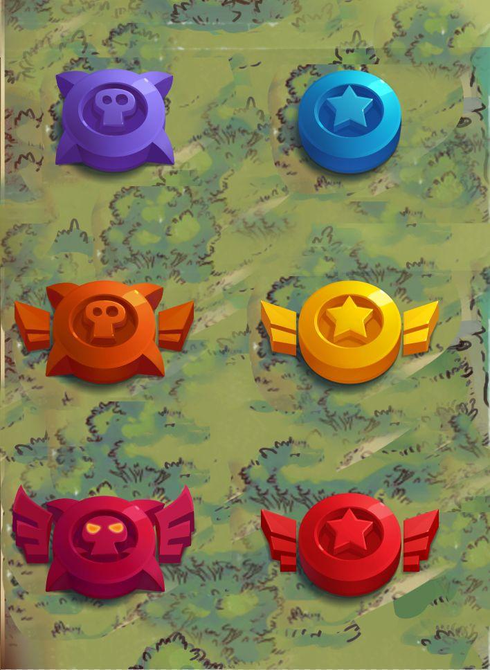 HAWK game art on Behance