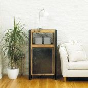 Urban Chic Side Cupboard - Online Furniture World Shop