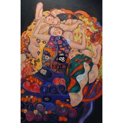 Gustav Klimt Dziewice