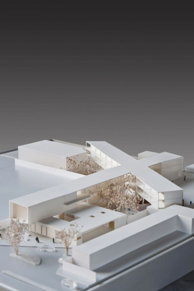 Architectural Model - Nuevo Campus / Taller Veinticuatro