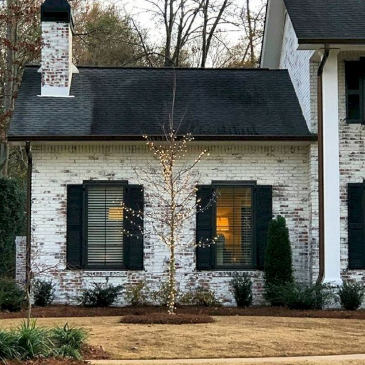 Brick Home Exterior Design Ideas: 48 Exterior Home Design Ideas That You Must Try In Your