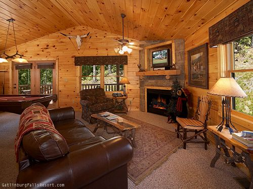 Merveilleux Once Upon A Time Cabin In Gatlinburg Falls Resort LOVE This Cabin.great  Place For A Romantic Getaway!