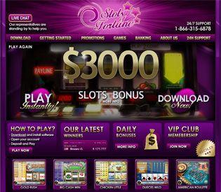 free no deposit sign on casino bonus