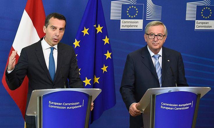Freihandel - CETA-Streit Kern trifft heute mit EU-Spitzen zusammen - Kleine Zeitung