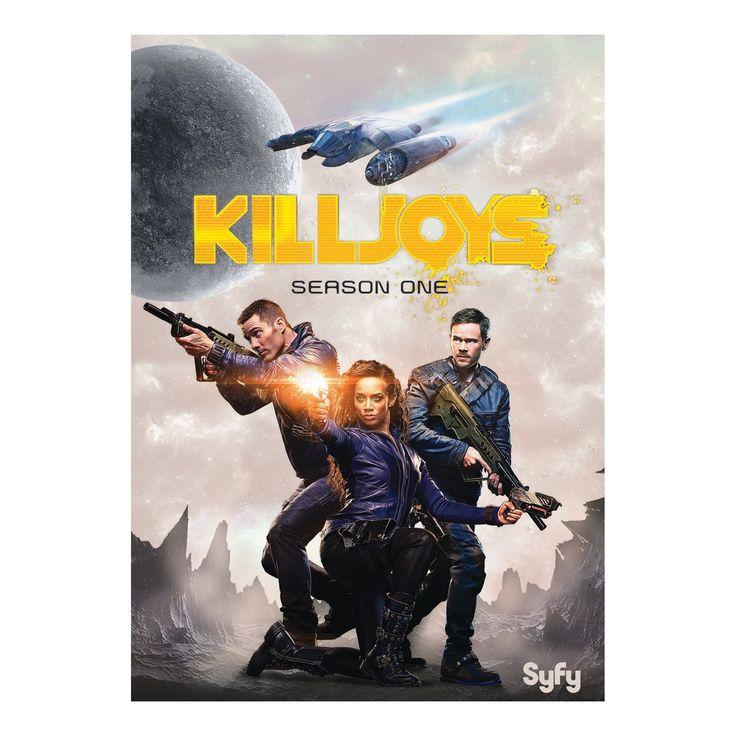 Killjoys:Season one (Dvd)