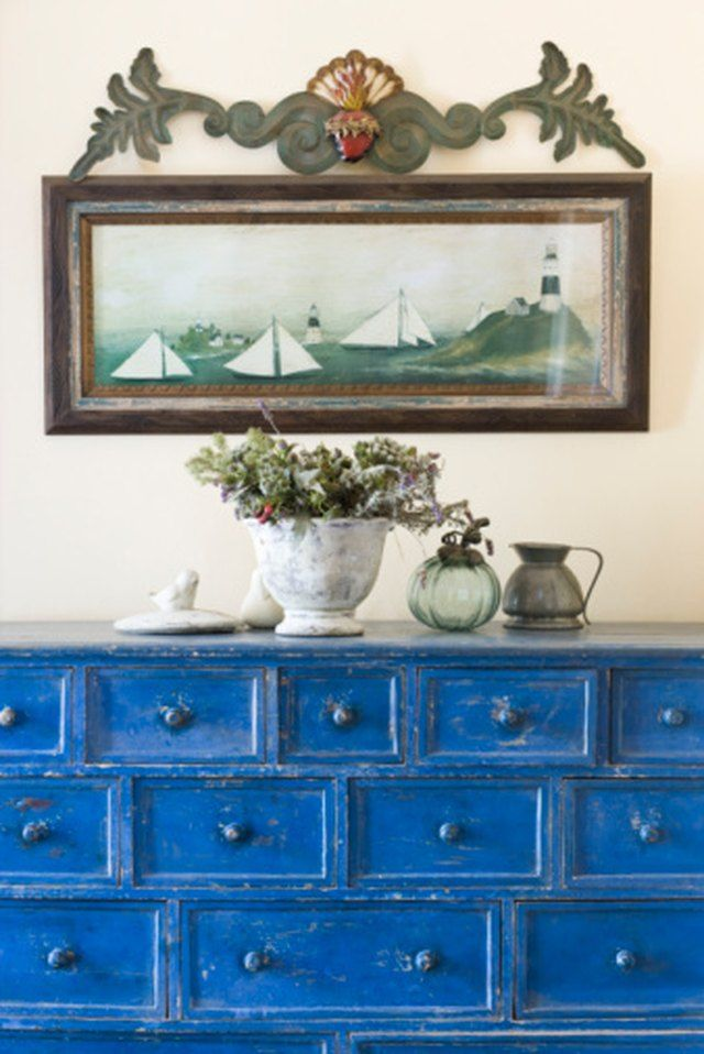 If you've found a piece of ugly wood furniture with a silhouette that matche…