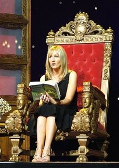 11 Things You Might Not Know About J.K. Rowling