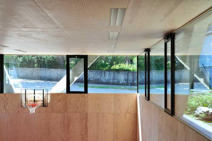 LP3 Architekten  Sporthalle Landheim Bruettisellen, 2010