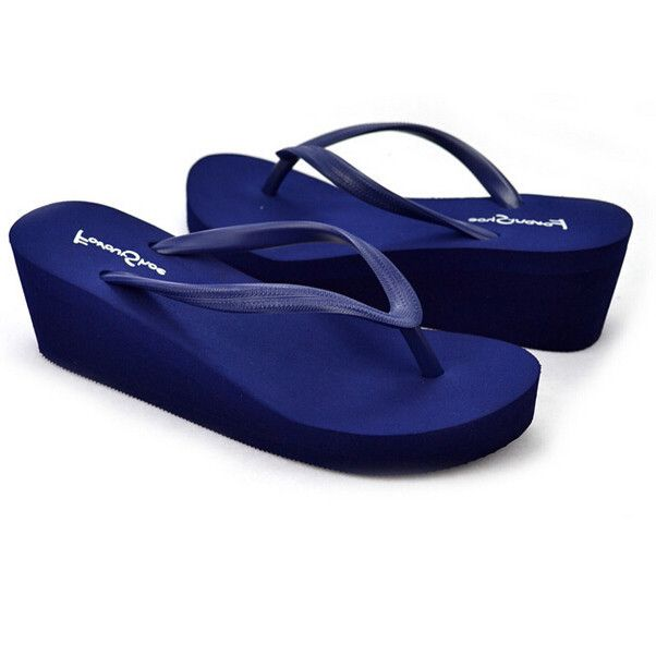 $7.06 (Buy here: https://alitems.com/g/1e8d114494ebda23ff8b16525dc3e8/?i=5&ulp=https%3A%2F%2Fwww.aliexpress.com%2Fitem%2FSoft-Comfortable-Wedge-Women-Flip-Flops-Sweet-Medium-Heel-Summer-Platform-Shoes-Fashion-Lady-Anti-skidding%2F32369571229.html ) LIN KING Soft Wedge Women Flip Flops Sweet Medium Heel Summer Platform Shoes Fashion Lady Anti skidding Beach Shoes Plus Size for just $7.06