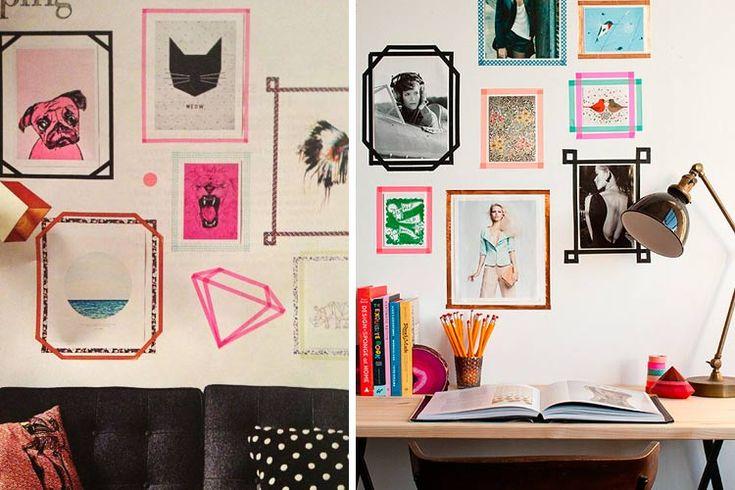 | Ideas para decorar paredes con murales artísticos