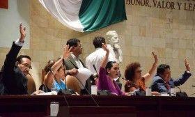 Aprueba Congreso de Oaxaca ley de seguridad social para policías