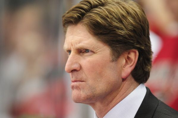 Mike Babcock Coaches With Heavy Heart in Red Wings' Loss - http://thehockeywriters.com/mike-babcock-coaches-with-heavy-heart-in-red-wings-loss/