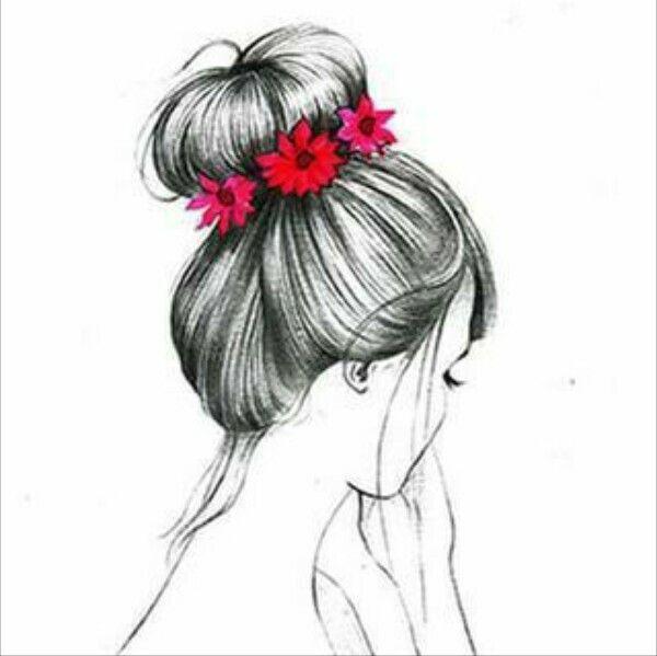 Pin By Preetika Chawla On رسومات Hipster Drawings Drawings Girl Drawing